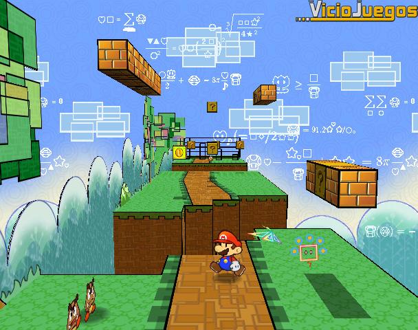 Primer Vistazo: Super Paper Mario