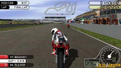 Primer Vistazo: MotoGP