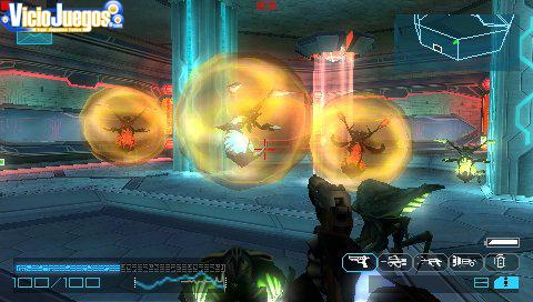 Realidad Virtual a quemarropa