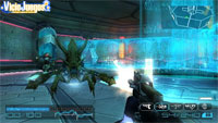 Análisis de Coded Arms: Contagion para PSP: Realidad Virtual a quemarropa
