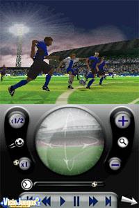 Imagen/captura de FIFA 07 para Nintendo DS