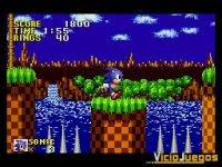Imagen/captura de Sonic the Hedgehog Genesis para Game Boy Advance