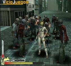 Todas Las Imagenes O Capturas De Zombie Hunters Para Playstation 2