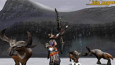 Primer Vistazo: Monster Hunter Freedom 2