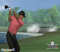 Avance de Tiger Woods PGA Tour 07: Nunca había sido tan real
