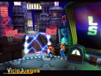 Imagen/captura de Crash Bandicoot 3: Warped para PSOne