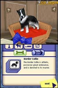 Imagen/captura de Los Sims 2: Mascotas para Nintendo DS