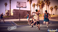 Avance de NBA Street Homecourt : Impresiones jugables: NBA Street Homecourt