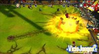 Análisis de Mario Strikers Charged Football para Wii: Trallazos por la red