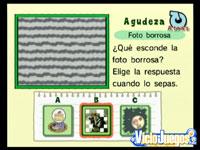 Mediante unos textos y una sencilla animación se nos explica el objetivo de cada prueba
