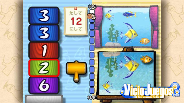 Impresiones Jugables: Big Brain Academy Wii
