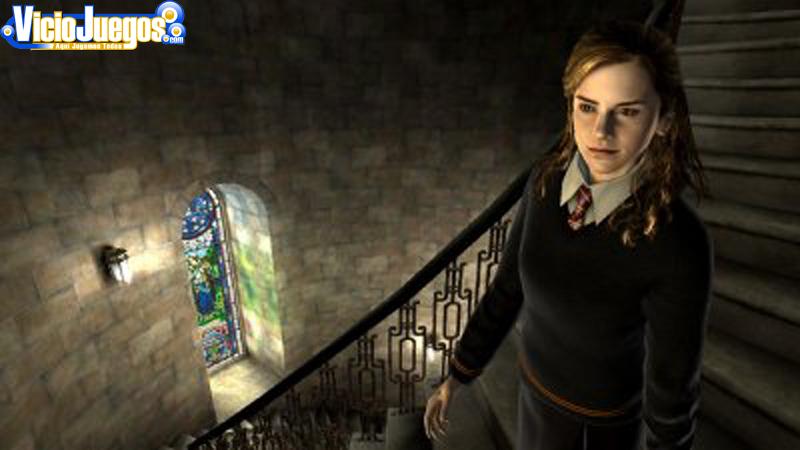 Analisis De Harry Potter Y La Orden Del Fenix Para Ps2 Uvejuegos Com