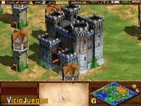 Las torres de bombardeo, junto a los castillos, proporcionan las defensas más sólidas