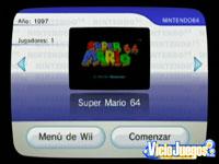 Análisis de Super Mario 64 para WiiCV-W: Rey de reyes