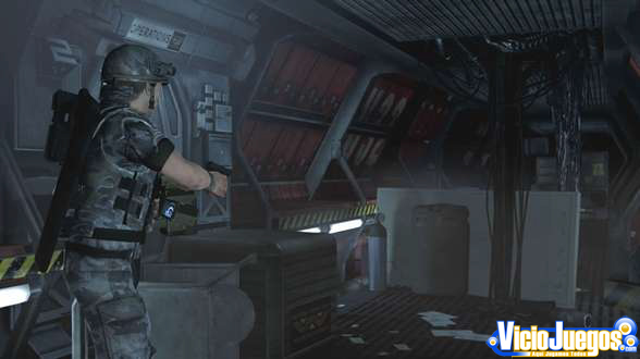 Primer Vistazo: Aliens Colonial Marines