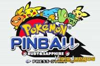 Con ustedes...¡Pokémon Pinball!