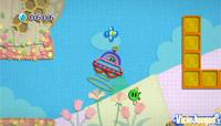 Las transformaciones de Kirby dan mucha variedad al juego