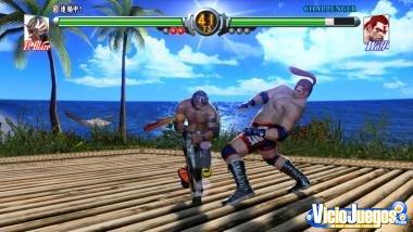 Virtua Fighter a la quinta