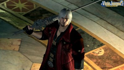 Jugamos a Devil May Cry 4