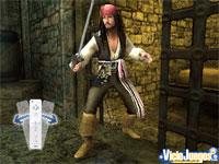 Jack Sparrow vuelve a la carga en otra divertida aventura...