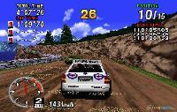 Análisis de Sega Rally Championship para SS: Saturn en arcade puro