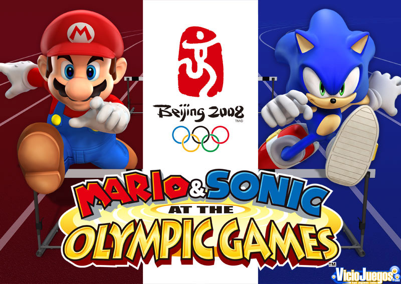 E3' 07: Mario & Sonic at the Olympic Games