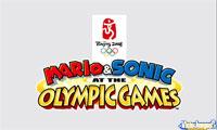 Avance de Mario & Sonic en los Juegos Olímpicos: Primer Vistazo: Mario & Sonic at the Olympics