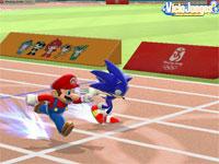 Avance de Mario & Sonic en los Juegos Olímpicos: E3' 07: Mario & Sonic at the Olympic Games