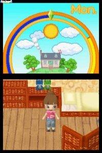Imagen/captura de MySims para Nintendo DS