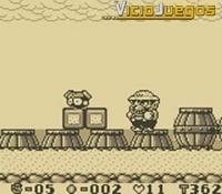 Imagen/captura de Wario Land: Super Mario Land 3 para Game Boy
