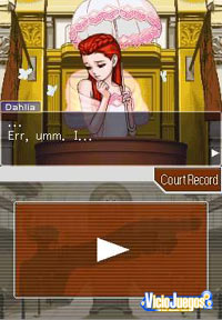 Avance de Phoenix Wright Ace Attorney: Trials and Tribulations: Primer Vistazo: P. Wright: Trials and Tribulations