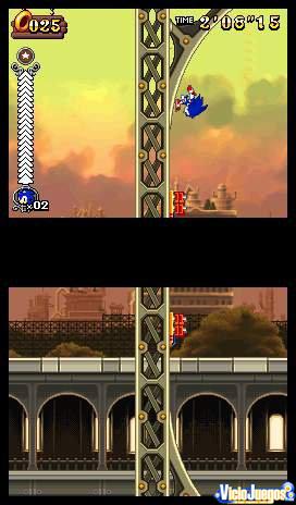 Primer Vistazo: Sonic Rush Adventure