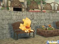 Imagen/captura de Chocobo's Dungeon: Toki-Wasure No Meikyuu para Wii