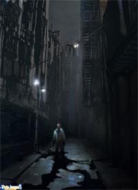 Ah, nada como un buen ambientillo gótico-decadente para pasear por la noche