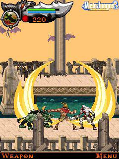 Primer Vistazo: God of War: Betrayal