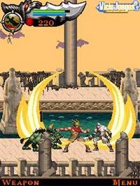 Análisis de God of War: Betrayal para Mov: Traicionado
