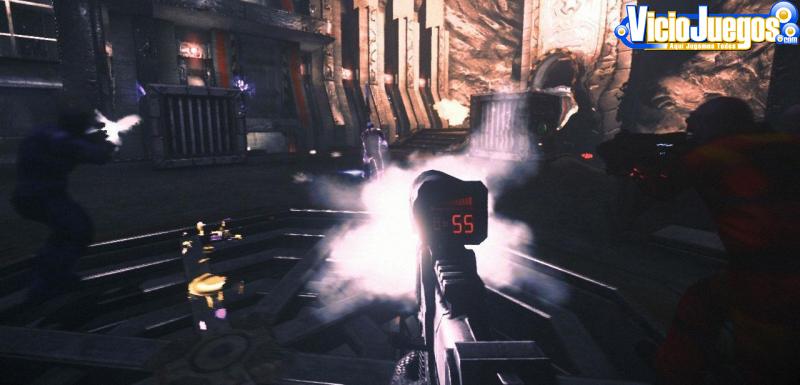 Primer Vistazo: Las Crónicas de Riddick: AoDA