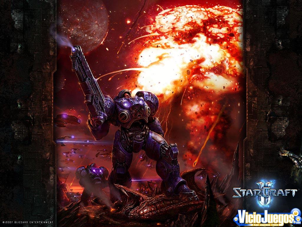 Primer Vistazo: StarCraft 2
