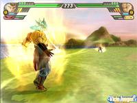 Las auras al recargar energía están fielmente diseñadas respecto a la serie