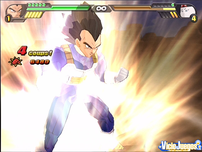 Goku salta en Wii con el mejor Tenkaichi