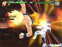 Reviviremos los combates más épicos de la serie como este enfrentamiento entre Goku y Freezer