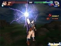 Cada personaje cuenta con tres ataques especiales. Todos son espectaculares