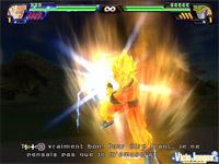 Con Tenkaichi 3 podemos realizar con nuestras propias manos ataques como el Kamehameha