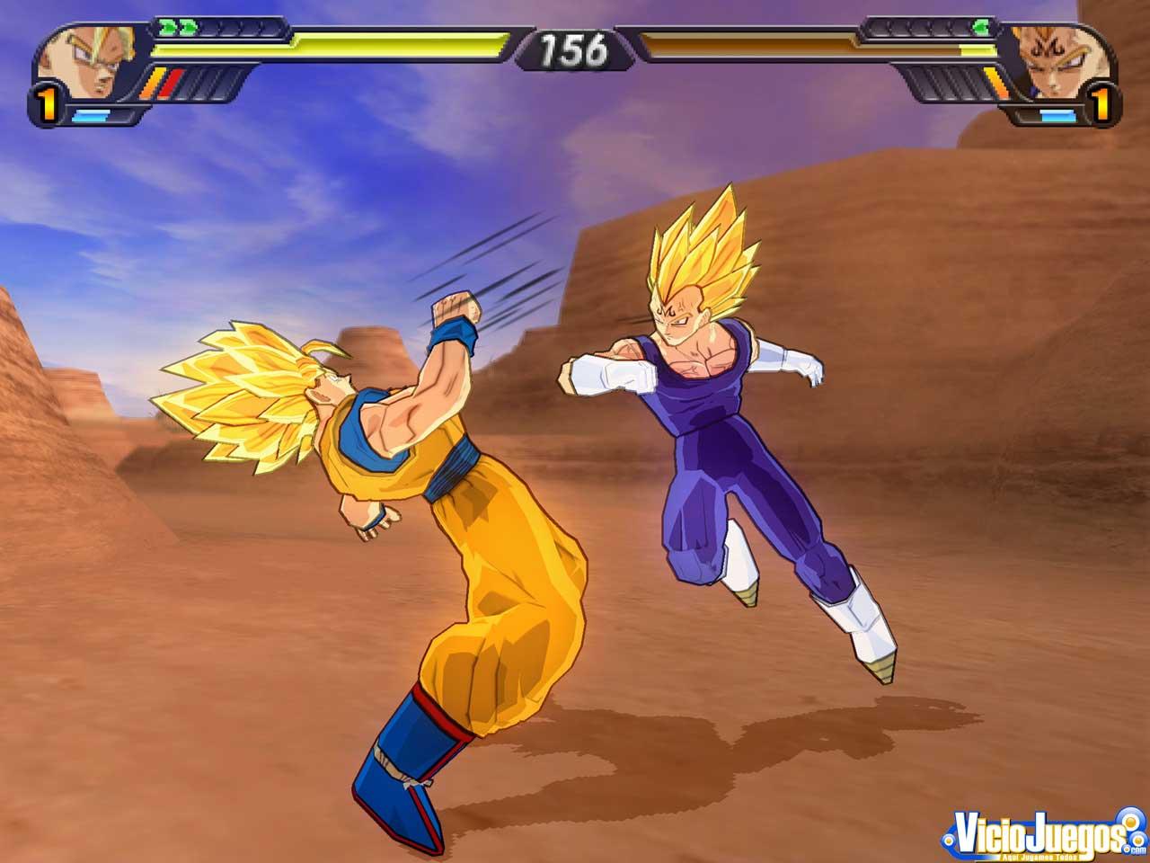 Primer Vistazo: Dragon Ball Z: Budokai Tenkaichi 3
