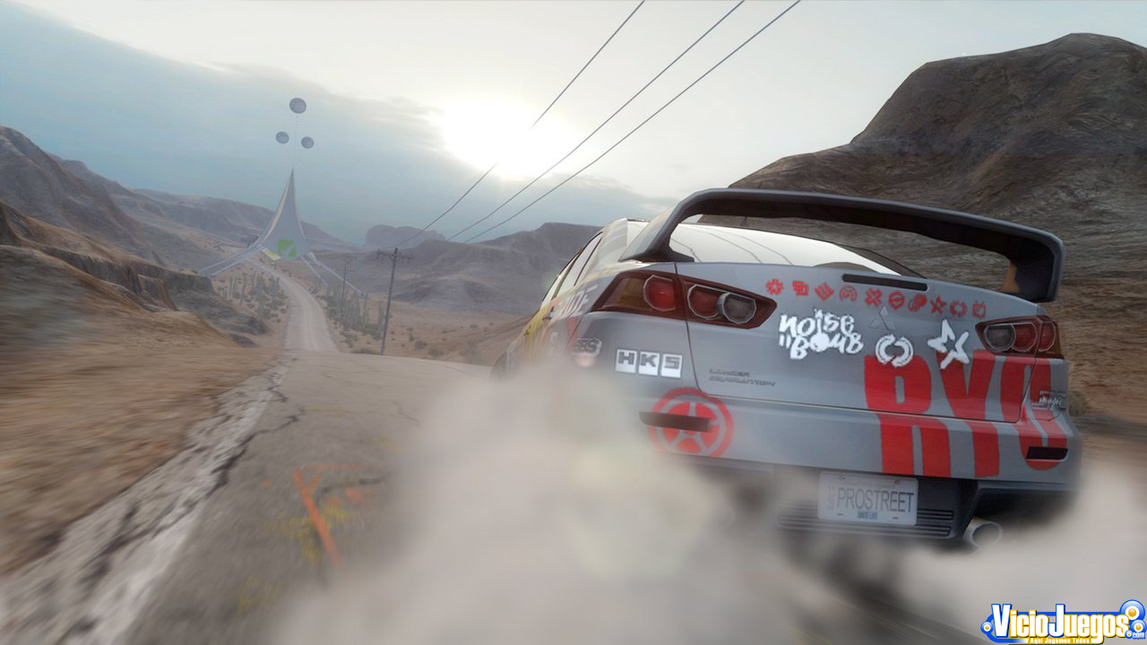 Impresiones Jugables: Need For Speed: ProStreet