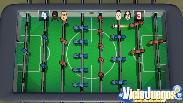 Mii Ronaldinho