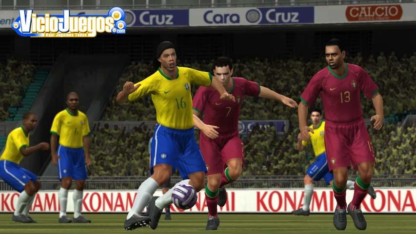 GC' 07: Pro Evolution Soccer 2008