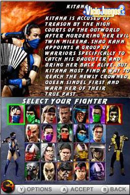 Primer Vistazo: Ultimate Mortal Kombat