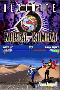 Avance de Ultimate Mortal Kombat: Primer Vistazo: Ultimate Mortal Kombat
