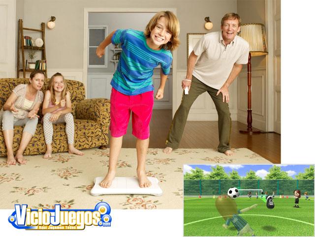 Jugamos a Wii Fit versi�n final japonesa